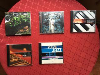 Diversos CD música