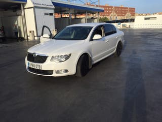skoda superb 2.0 tdi 140cv