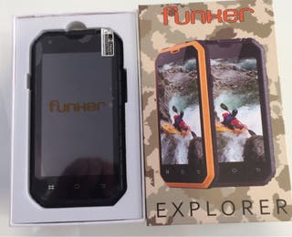 Funker Explorer - Smartphone 4x4 todo terreno