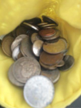 Colección monedas del mundo