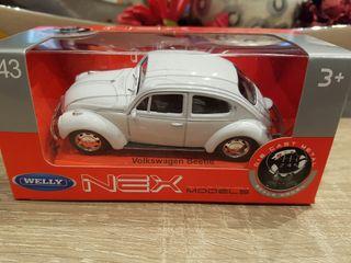 Maqueta 1/43 volkswagen beetle