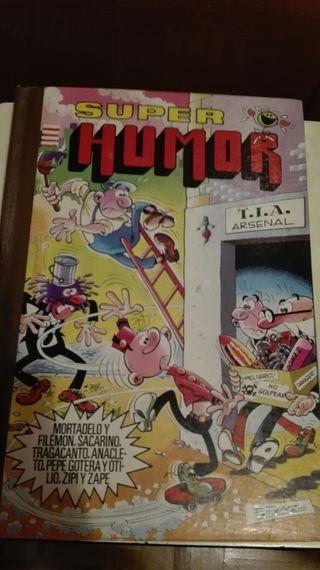 "Libro ""Super humor"" XXIII"