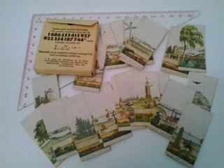 24 tarjetas ilustradas.