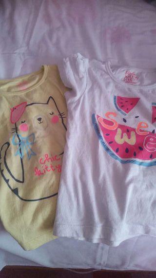 Camisetas 5-6
