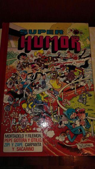 "Libro ""Super humor"" XLIII"