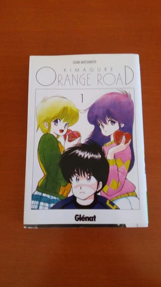 Manga Kimagure Orange Road