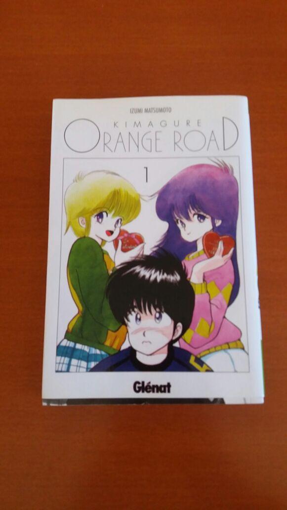 Manga Kimagure Orange Road
