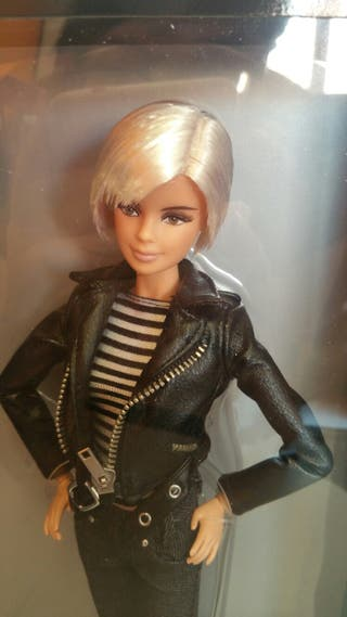 Barbie platinum Andy Warhol