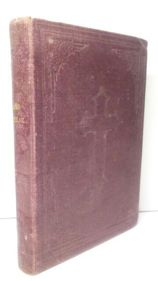 Libro 1858. Año Feliz o Santificado