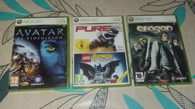 Pack De Juegos Original Para Xbox 360 De Segunda Mano Por 20 En