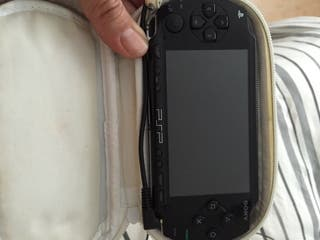 PSP (play station portable) 2da generación