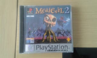 Medievil 2 para play station 1