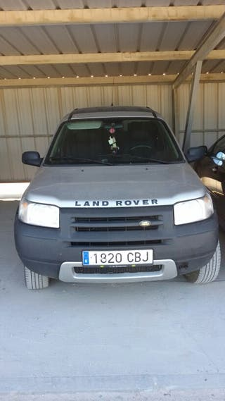 Coche un Land Rover Freelander