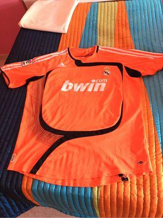 Camiseta Real Madrid original portero