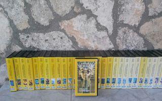 Colección de documentales de National Geographic