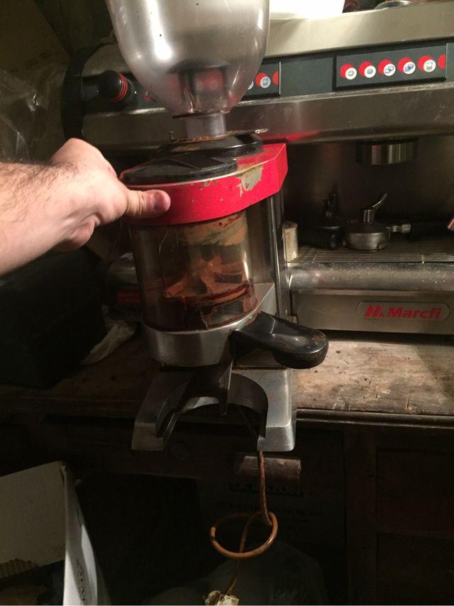 Molinillo cafe
