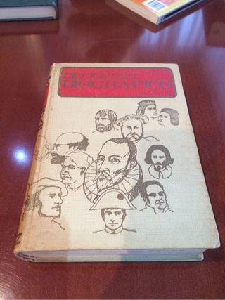 Diccionario biográfico