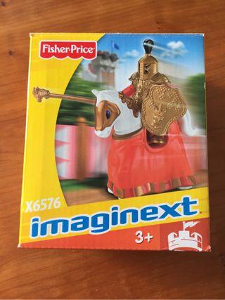Caballero Rojo Imaginext