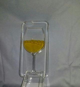 A Estrenar Nueva Carcasa 3D con copa transparente