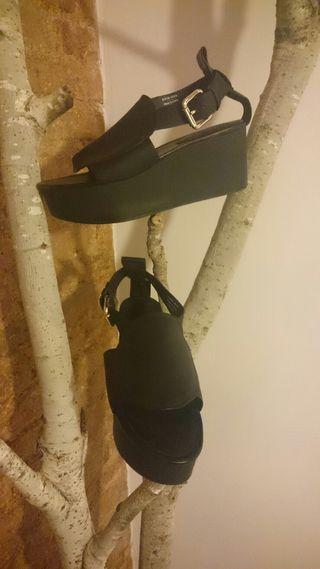 Sandalias con plataforma &otherstories