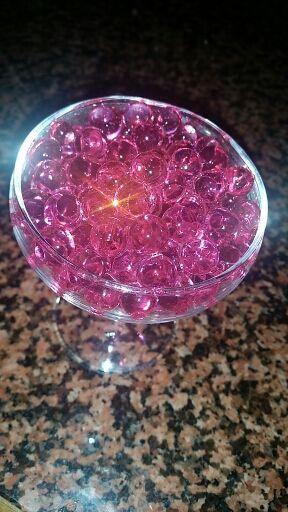 1e70e3c3a Bolas de agua para jarrones y decorar de segunda mano por 1,99 € en ...