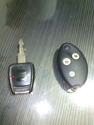 Llaves usadas por cambio de vehiculo