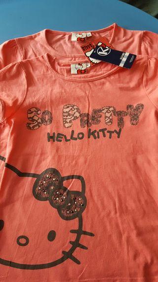 Camisetas HELLO KITTY