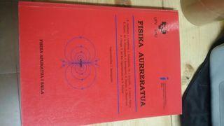 Libro de ampliacion de fisica UPV/EHU