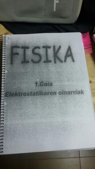Libro de respuestas de ampliacion de fisica UPV/EHU