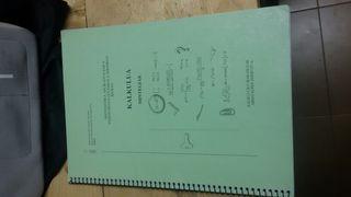 Libro de practicas de calculo UPV/EHU