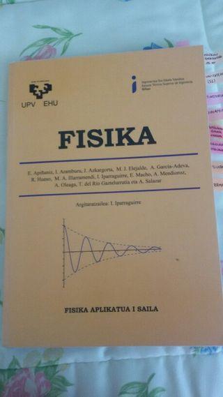 Libro de fisica UPV/EHU