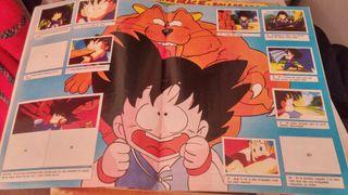Album Dragon Ball no completo