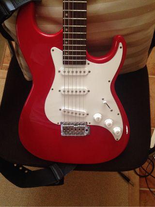 Guitarra eléctrica Greg Bennett Malibu