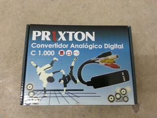 Prixton C1000 convertidor analógico digital
