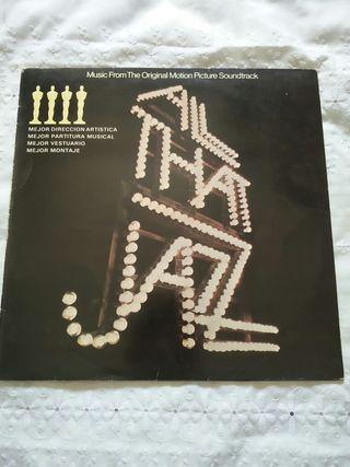 Disco Vinilo All That Jazz