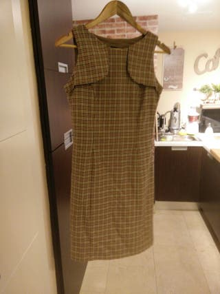 vestido nuevo don algodon talla 38