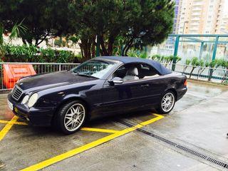 Mercedes clk 200 Automatico gasolina km 180.