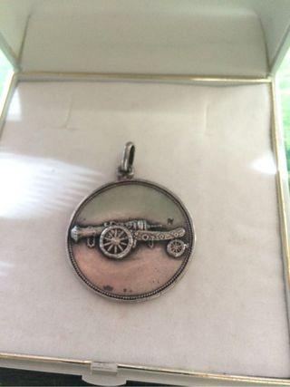 Medalla película Hollywood orgullo y pasión 1956