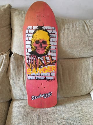 Tabla de skate wall banger