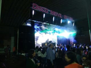 Discoteca movil
