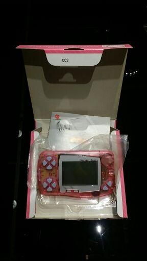 Consola Bandai Wonderswan B/N