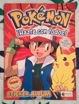 Álbum Pokémon
