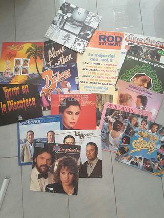 Discos de vinilo disco