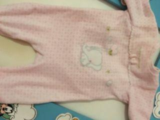Pijama bebe 3 meses
