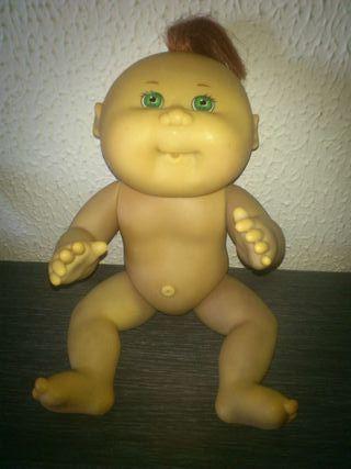 Muñeca , muñeco repollo