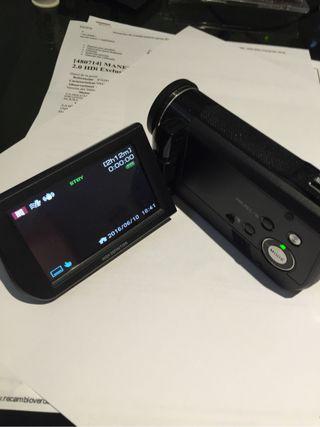 Camara de vídeo digital Full HD