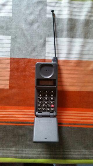 Teléfono Motorola Executive Phone 2, años 80!!!