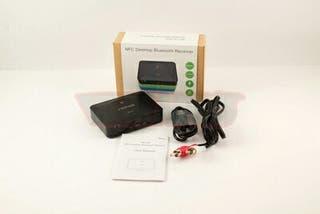 Receptor de audio NFC Bluetooth