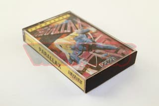 Commodore 64/128 Parallax