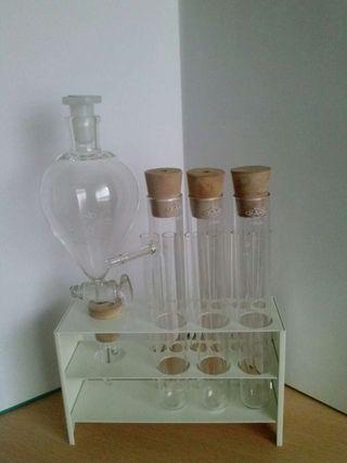 Kit de laboratorio.
